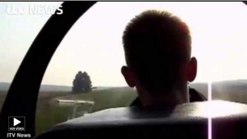 Andreas Lubitz se graba pilotando entre risas en uno de sus vuelos