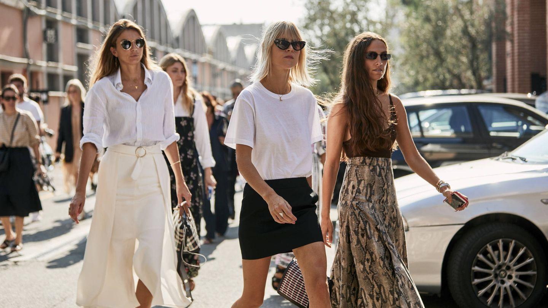 Salir a la calle e ir bien vestida está resultando una misión imposible por culpa del calor. (Imaxtree)