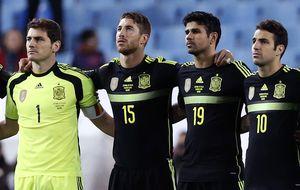 Costa, en la lista de 23 jugadores de Del Bosque para el Mundial