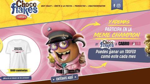 Cereales de Hitler: Cuétara cancela su polémica campaña online con Cabronazi