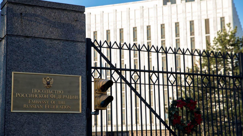 Foto: Embajada de Rusia en Washington. (EFE)