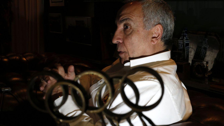 Foto: Alejandro Blanco, presidente del COE. (EFE)