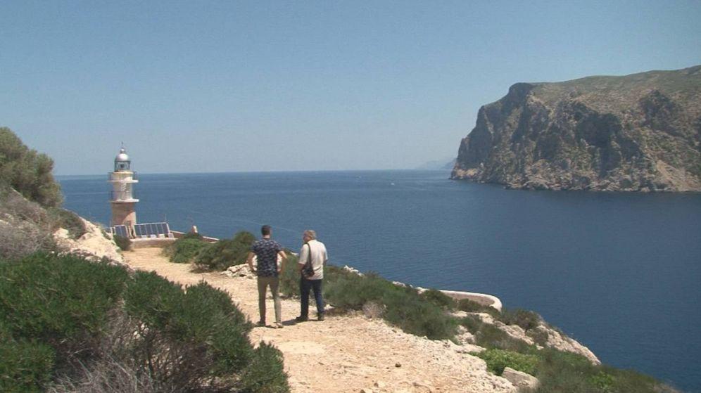 Foto: 'Comando al sol' viajó esta semana hasta Mallorca, entre otros destinos. (RTVE)