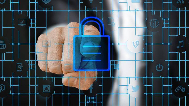 El candado indica que la web es segura. (Pixabay)