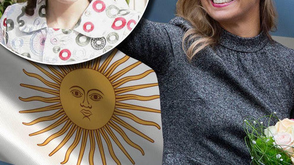 Máxima se marca un Telma: su hermana trabaja en el Gobierno de Macri
