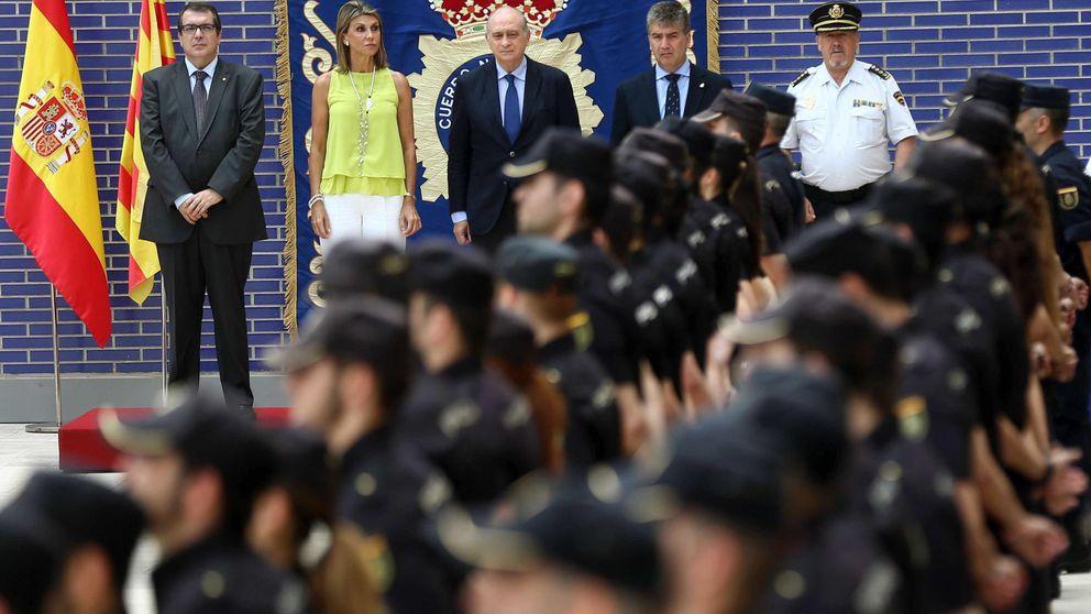 La Policía Nacional patrullará Cataluña el 27-S y contará con 1.200 agentes más