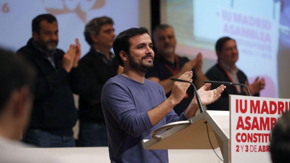 Foto: El líder de Izquierda Unida, Alberto Garzón, en una imagen de archivo. (Efe)