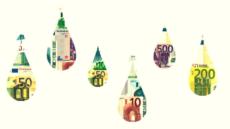 Las rentas superiores a los 600.000 euros caen hasta la tercera parte por la crisis