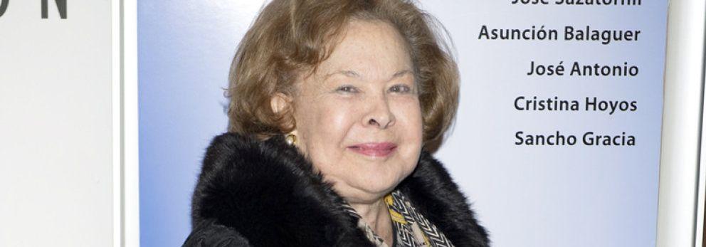 Fallece Aurora Bautista, una actriz convertida en mito del cine español