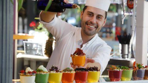 La Salmoreteca entra en Carrefour y franquicia su bar de tapas