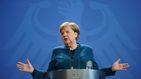 Merkel da negativo en el test de coronavirus, pese a su contacto con un infectado