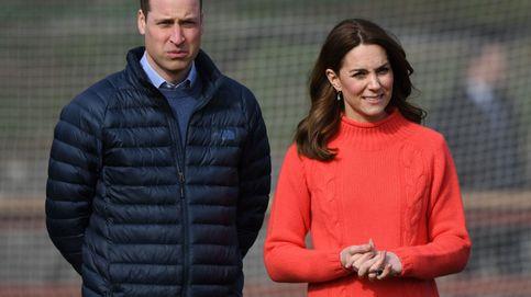 Guillermo y Kate Middleton, protagonistas involuntarios de un importante robo en Buckingham