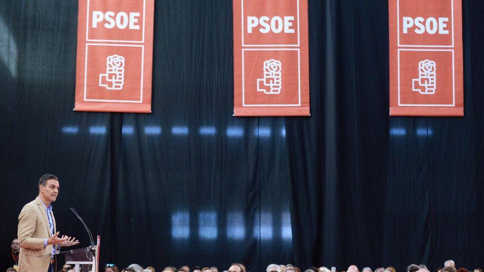 Foto: La oposición denuncia que el PSOE tiene ventaja por el uso que hace del Gobierno. (EFE)
