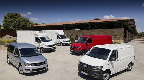 Volkswagen Caddy GNC, para ahorrar y entrar en la ciudad con etiqueta ECO