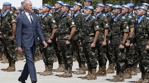 Morenés reafirma la presencia de España en El Líbano pese al bloqueo