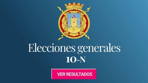 Elecciones generales 2019 en Lorca: estos son los resultados