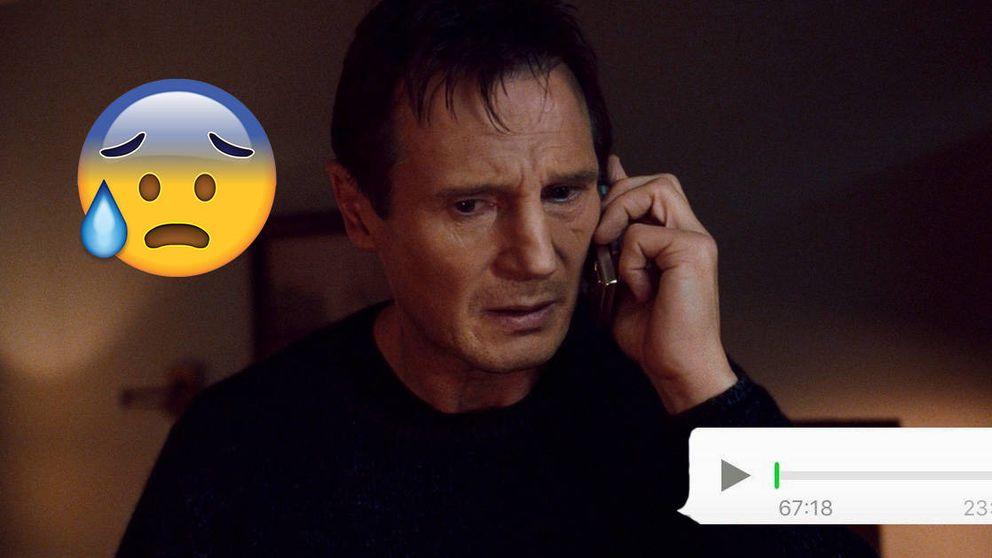 ¿Son un infierno los audios de WhatsApp? El botón que divide a España