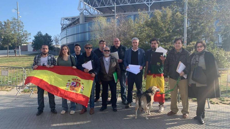 El palo del Espanyol a VOX por utilizar su imagen para mezclarla con sus ideas