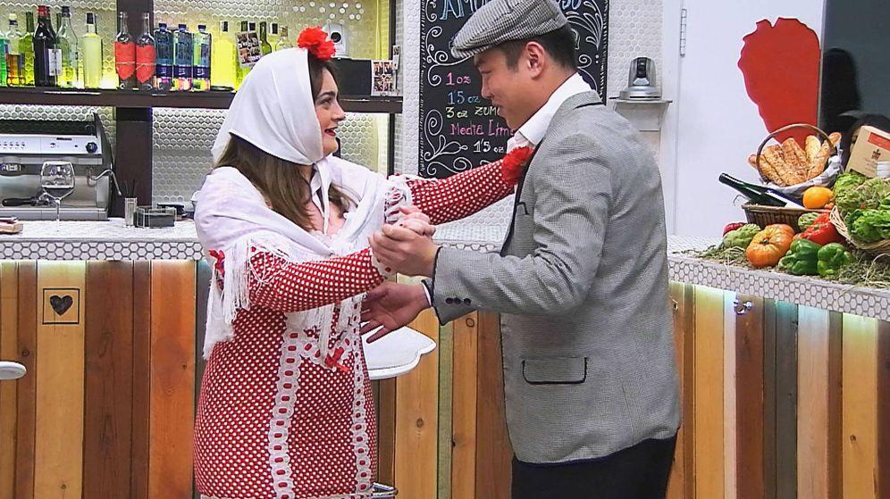 Foto: Amor sin fronteras en el nuevo especial de 'First Dates'.