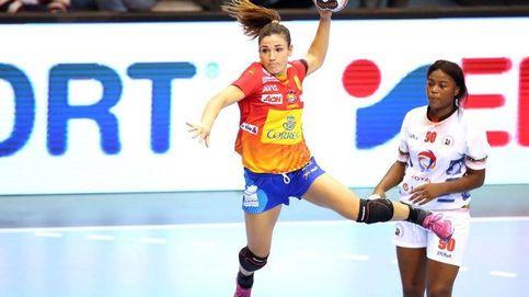 Carmen Martín lidera la victoria de España en el Mundial de balonmano