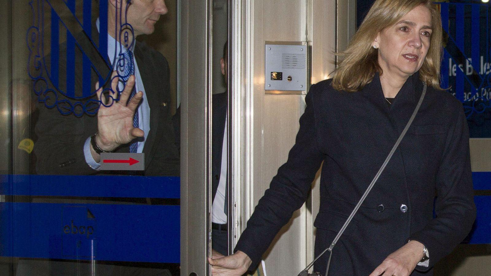 Foto: La infanta Cristina volverá a declarar por el 'caso Noós' (Efe).