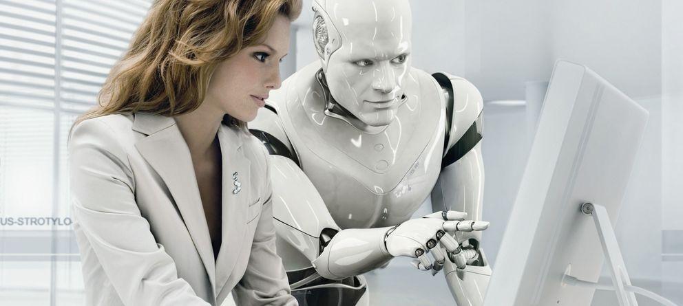 Foto: En el futuro los robots podrían amenazar la mayoría de nuestros trabajos. (Corbis)