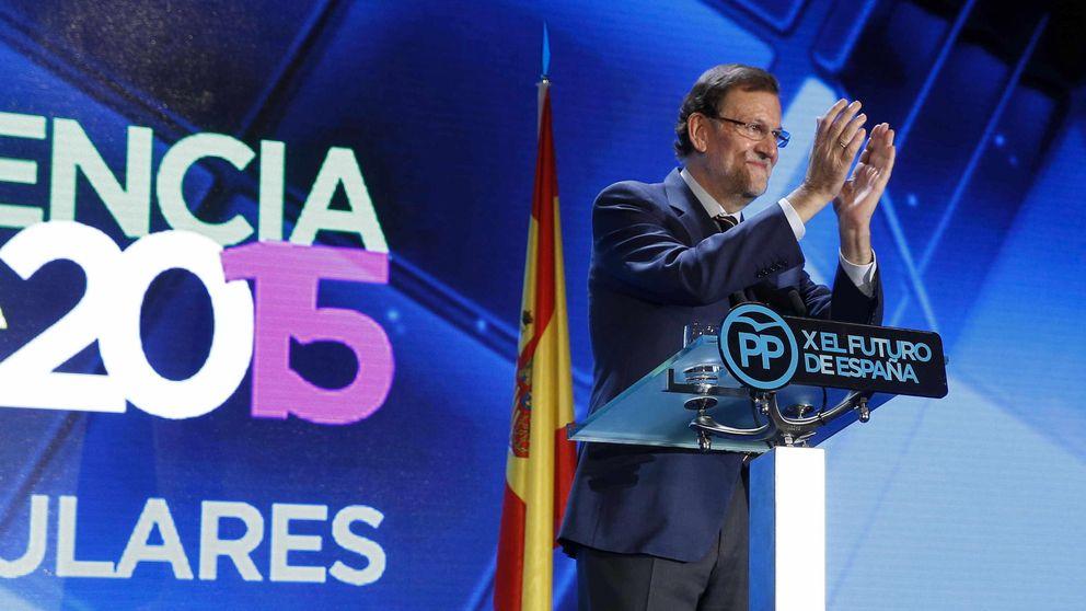 Rajoy abre campaña: ofrece empleo, baja impuestos y moderniza el mensaje