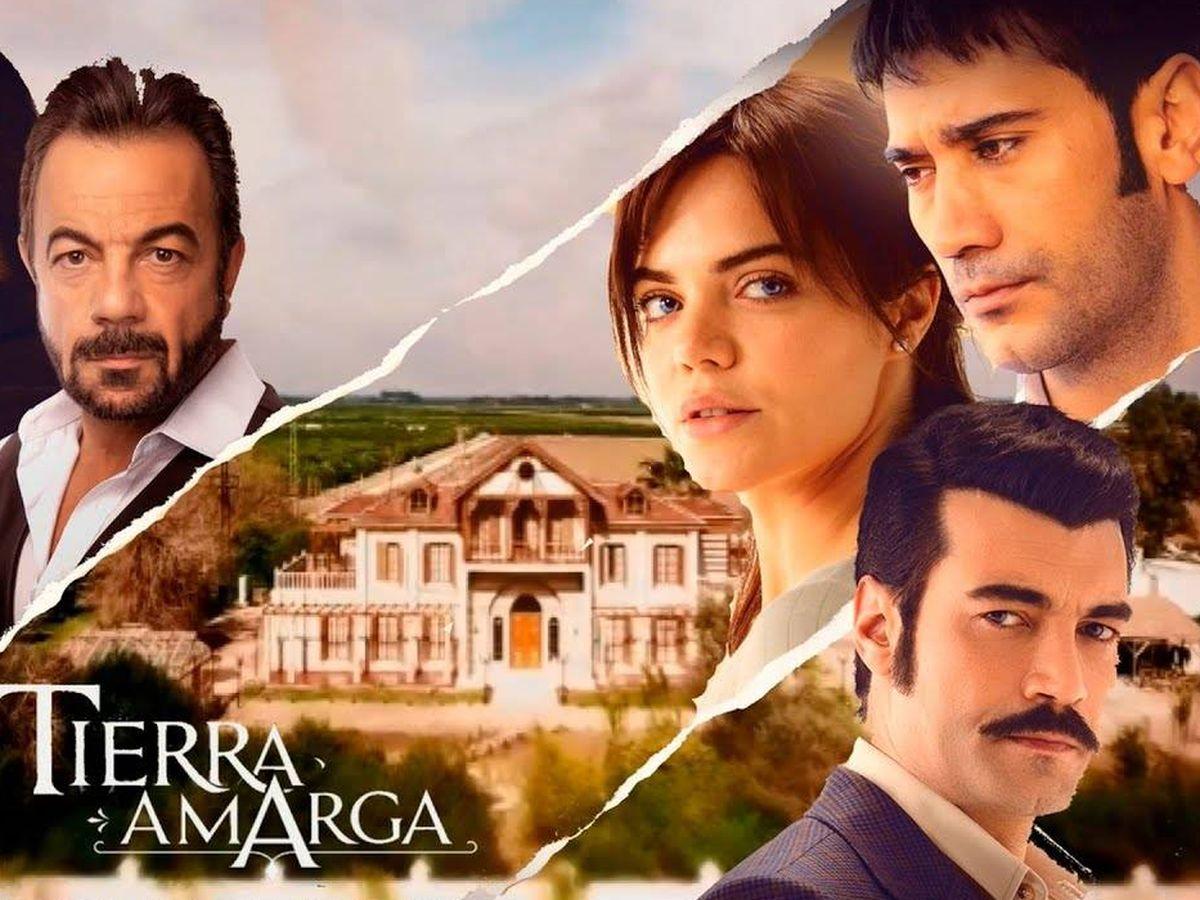 Foto: Imagen promocional de 'Tierra amarga'.