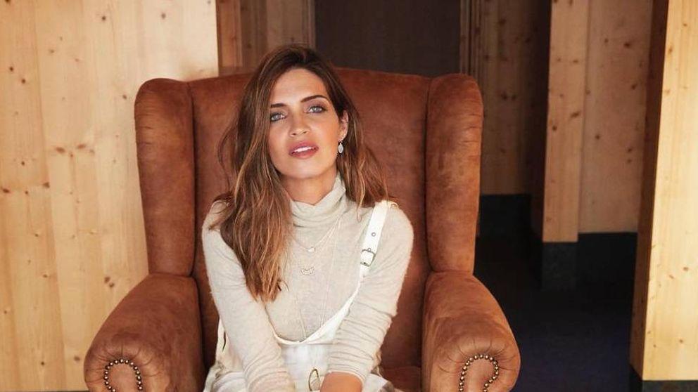 Sara Carbonero tiene en Instagram el vestido perfecto para un fin de semana con tu mejor amiga