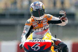 Primera victoria del italiano Andrea Dovizioso en MotoGP