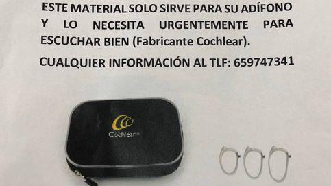 La desesperada petición de una madre para encontrar el implante robado a su hija sorda