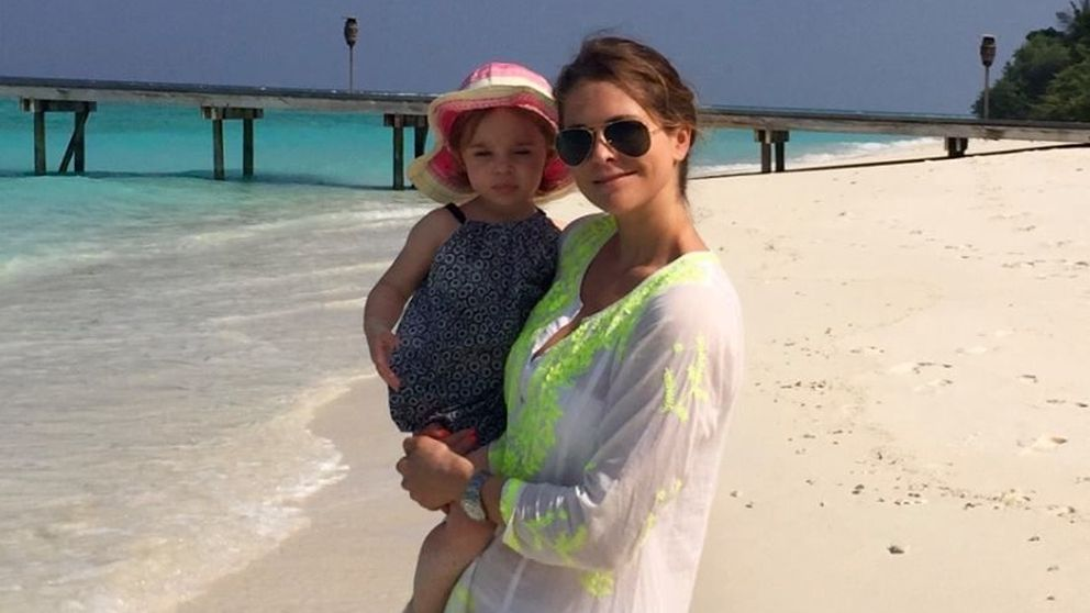 Magdalena de Suecia se enfrenta a la prensa para proteger su viaje a Maldivas