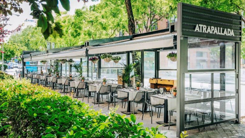 En Atrapallada también podrás comer o cenar al aire libre. (Cortesía)