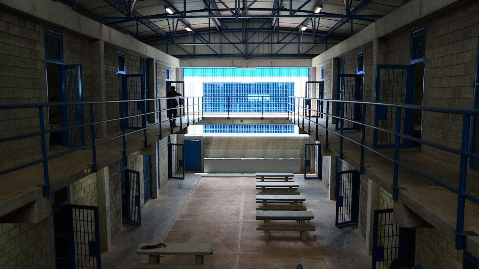 Foto: Las autoridades españolas han intensificado en los últimos meses el control de los presos islamistas en prisión. (Efe)