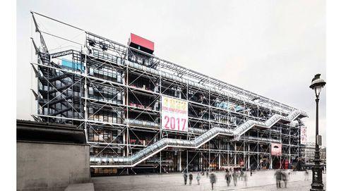 El Centro Pompidou de París celebra 40 años