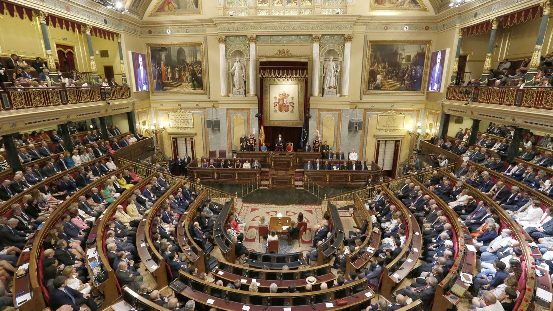 Congreso de los Diputados (Madrid). (EFE)