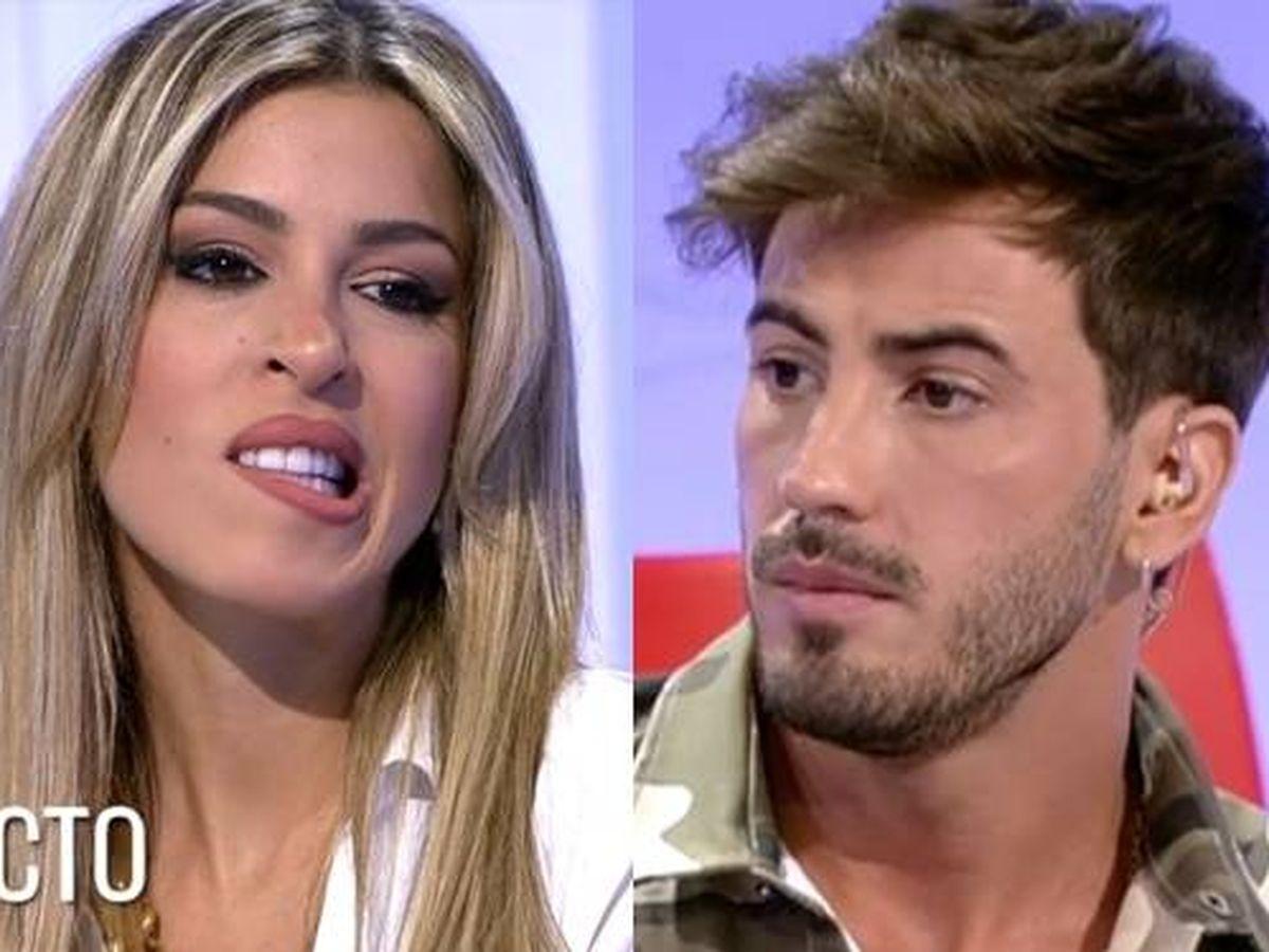 Foto: Oriana e Iván en 'MYHYV'. (Mediaset España)