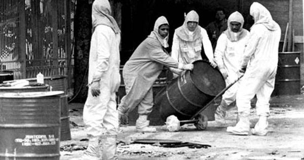 Mas alla de Chernobyl: la catastrofe nuclear que si protagonizaron negros