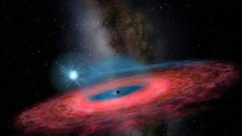 Descubren el agujero negro más masivo (puede engullir un Sol cada día)