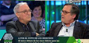 Post de Tensión entre Marhuenda y Sardà en 'La Sexta noche':