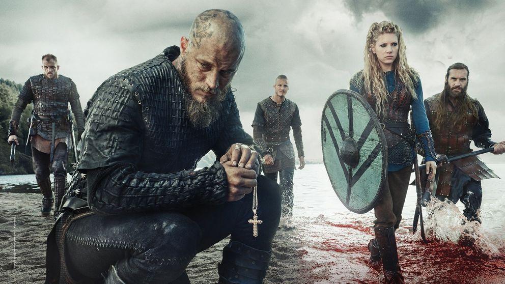 'Vikingos', entre la ficción y la leyenda