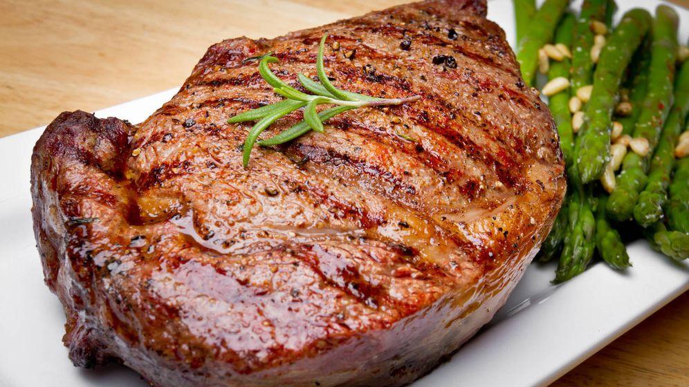 Foto: Estar 'a dieta' y comerse este platazo. Mmmmm. (iStock)