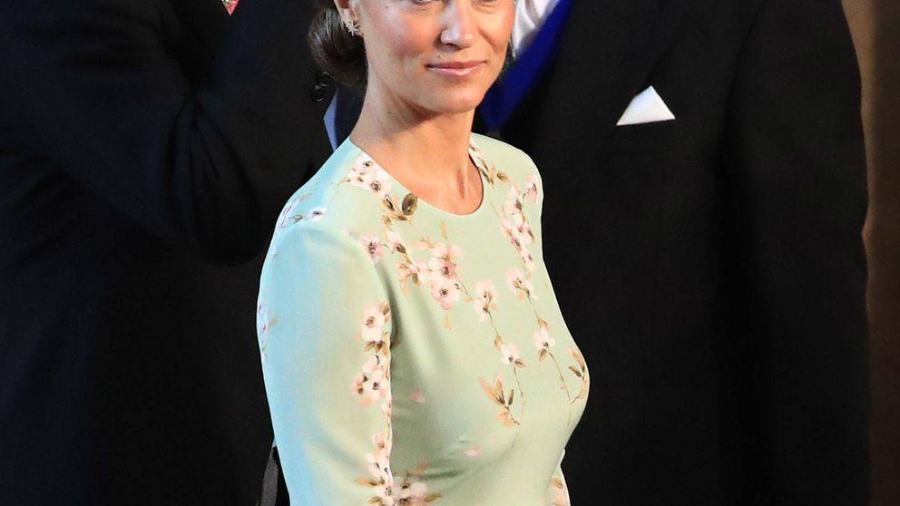 Pippa Middleton confirma su primer embarazo de una manera muy original