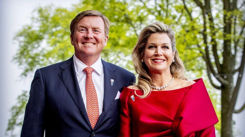 Foto: Los reyes Guillermo y Máxima de Holanda en una imagen de archivo. (EFE)