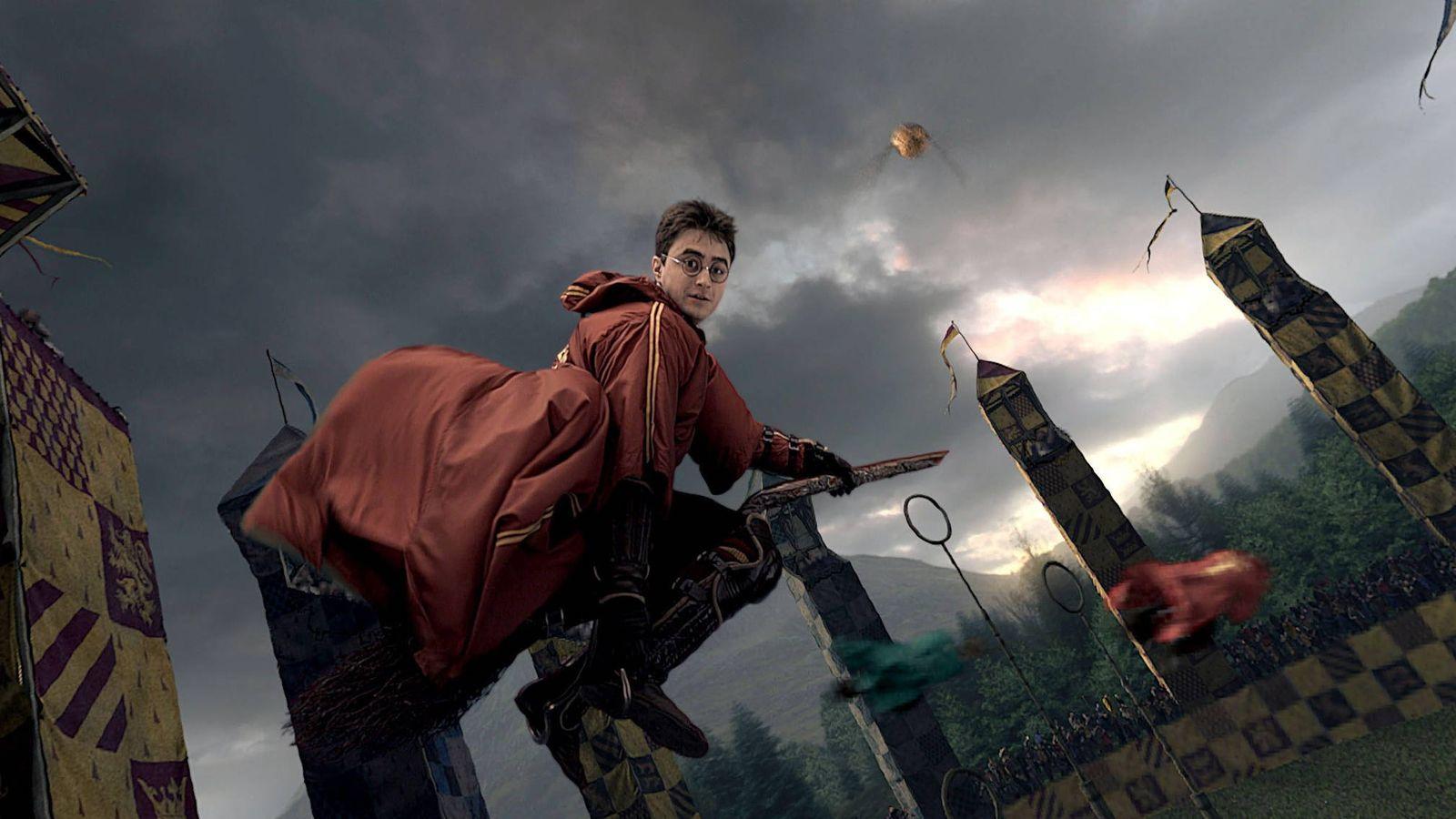 Foto: Renueva tu escritorio con la nueva línea de Harry Potter. (EFE)