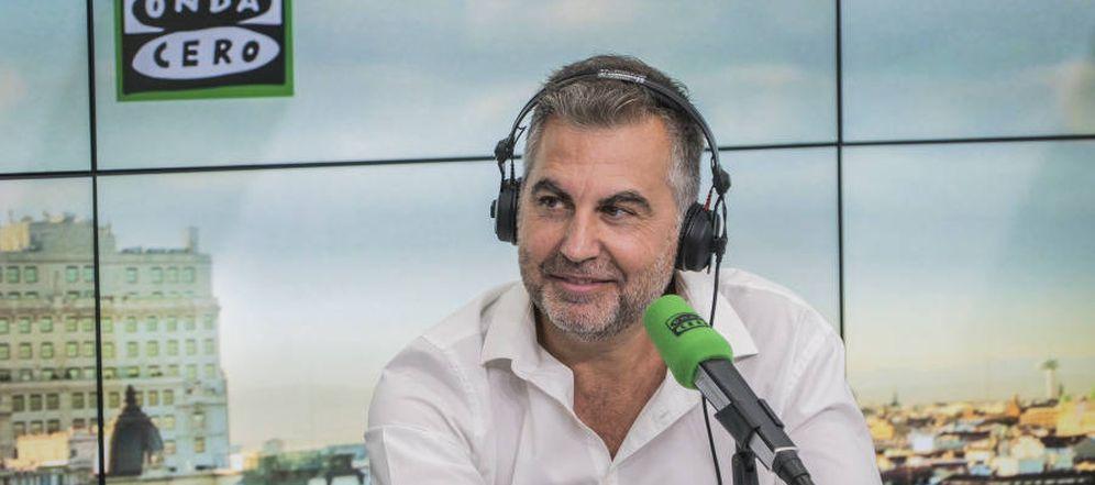 Foto: Carlos Alsina, presentador de 'Más de uno'. (Onda Cero)