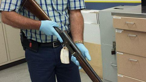 La Policía publica fotografías del arma que acabó con la vida de Kurt Cobain