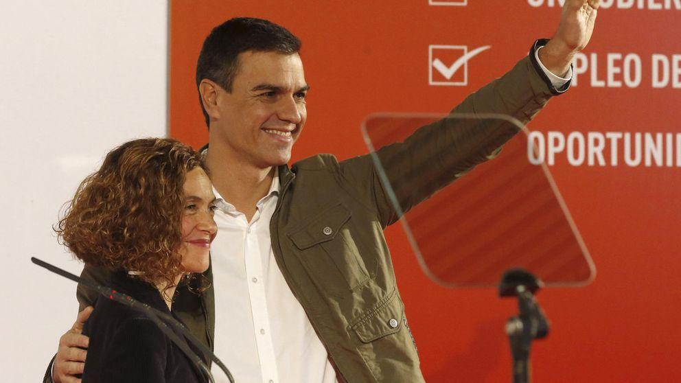 Sánchez pide una gran mayoría  del PSOE y tener un voto más que Rajoy