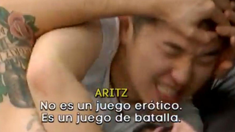 Han y Aritz