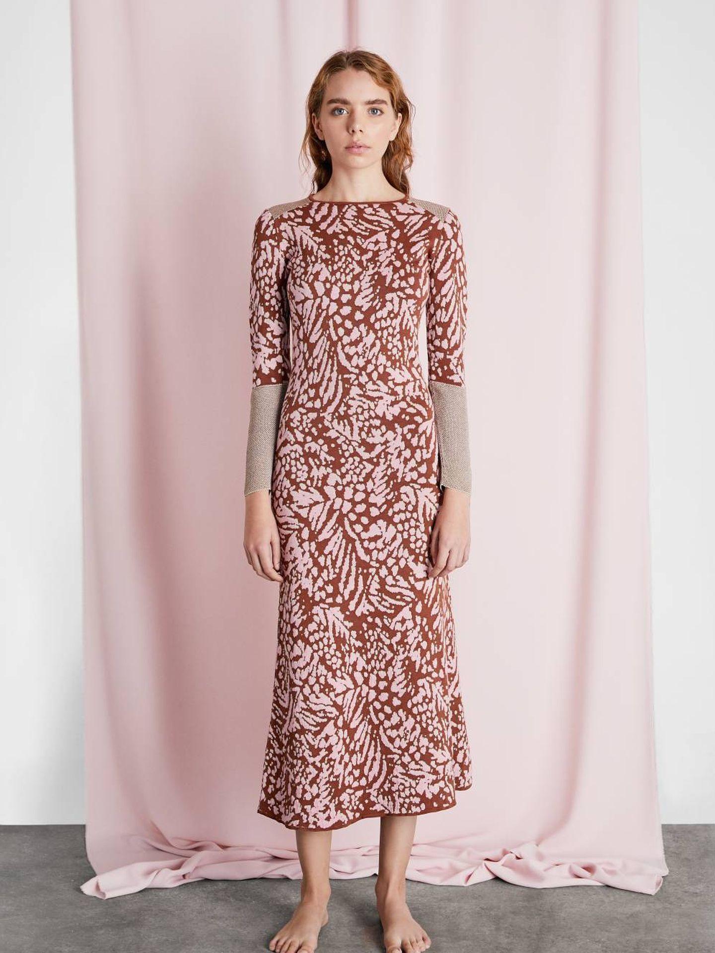 El vestido de Eugenia. (Cortesía)